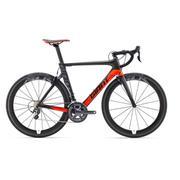 Xe đạp GIANT PROPEL ADVANCED 1+ 2017 (carbon) (Đen đỏ)