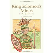 King Solomon's Mines and Allan Quatermain - H. Rider Haggard (O)