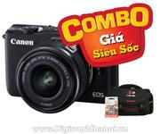 Canon EOS M10 kit 15-45mm - Lê Bảo Minh
