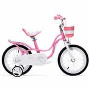 Xe đạp trẻ em Royal Baby Little Swan RB16-B18 (Hồng)