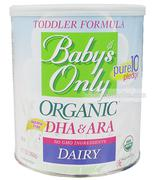 Sữa Organic Baby's Only (DHA- ARA) (360g) (từ 1 tuổi)
