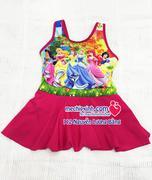 Áo bơi cho bé công chúa size 2 đến 5 tuổi