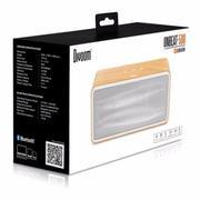 Loa Bluetooth cao cấp Divoom Onbeat 500 - công nghệ NFC (vàng trắng)