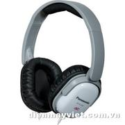 Tai nghe Panasonic RP-HC200 Noise Canceling Around-Ear Stereo Headphones (White)