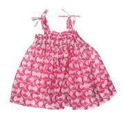 Váy 2 dây 2 nơ Zara 23001