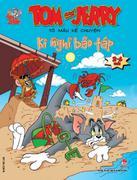 Tom Và Jerry Tô Màu Kể Chuyện - Kì Nghỉ Bão Táp