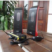 Bộ 1 ĐTDĐ Suntek X5 Plus (Đen) và 1 Loa Suntek VN-818 (Đỏ)