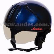 Mũ Bảo Hiểm Andes 181 chính hãng (Xanh)
