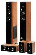 Loa JAMO S606 HCS, loa Jamo, âm thanh chuyên nghiệp chuyên dùng cho nghe nhạc