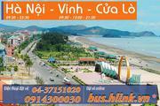 vé xe khách Hà Nội -  Vinh  - Của Lò