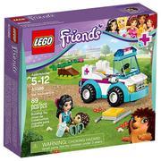 Đồ chơi lego 41086 – Xe cấp cứu thú nuôi