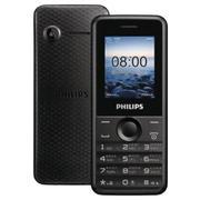 ĐTDĐ Philips E105 2 SIM ( Đen ) - Hãng phân phối chính thức