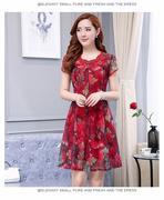Đầm xòe xinh đẹp sang trọng-2017-DXN049 - 320