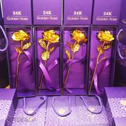 Hoa Hồng Vàng Vĩnh Cửu - Giá Siêu Rẻ