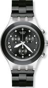 Swatch Men's Stainless Steel Analog Watch 41mm