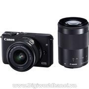 Canon EOS M10 kit 15-45mm STM + EF-M 55-200mm f/4.5-6.3 IS STM