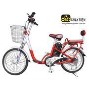 Xe đạp điện Gianya 029 (Đỏ)