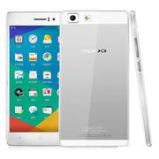 Ốp Silicon 0.33mm cho Oppo R7 (Trắng trong)