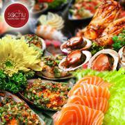 Buffet nướng lẩu hải sản cao cấp Sochu