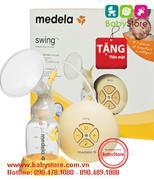 Máy hút sữa Medela Swing, không chứa BPA