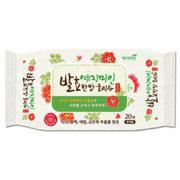 Giấy ướt Yejimiin Hàn Quốc 20T
