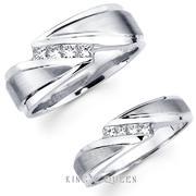 Nhẫn đôi ND042