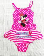 Áo bơi Mickey hồng size 2-7 tuổi