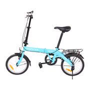 Xe đạp gấp Fornix 16 inch FB1601 - MIL14 (Xanh biển)
