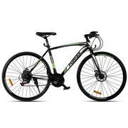 Xe đạp thể thao hiệu FORNIX BT301 ( đen xanh lá )