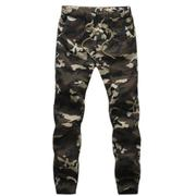 2017 Casual Men Pants Camouflage Hip Hop Army Pants Brand Quality Cool Camo Clothing Fashion Militar...