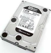 WD HDD Black 1TB 3.5