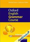 Oxford English Grammar Course Intermediate + CD (9780194420822)