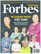 Forbes - Nữ doanh nhân Việt Nam
