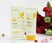 Kem chống nắng DABO White Sunblock Cream SPF50