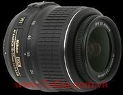 ống kính máy ảnh : Lens Nikon 18-55mm f/3.5-5.6G AF-S VR DX