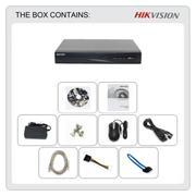 Đầu ghi hình camera IP 8 kênh (NVR) HIKVISION DS-7608NI-E1 (Black)