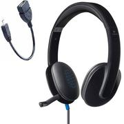 Tai nghe Logitech USB Headset H540