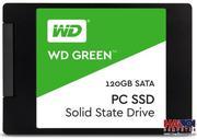 SSD WD Green 120GB Sata3 2.5