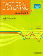 TACTICS FOR LISTENING (THIRD EDITION) - DEVELOPING PACK B (KCD) TACTICS FOR LISTENING (THIRD EDITION...