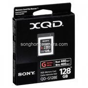 Thẻ nhớ Sony XQD-128 G Series hàng chính hãng