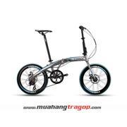 Xe đạp gấp TRINX DOLPHIN2.0 2016