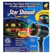 Đèn Trang Trí Ngoài Trời Laser Star Shower (Đen)