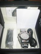 đồng hồ Camera mạ vàng, quay phim chuẩn HD dành cho doanh nhân