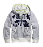 77 cool camp zip hoodie
