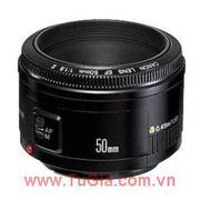 ống kính máy ảnh CANON : Lens Canon EF 50mm f/1.8 II ( Hàng Chính hãng )