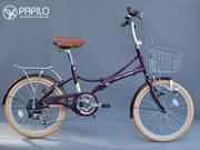 Xe đạp gấp Nhật Bản Vaiche 602