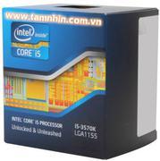 Bộ vi xử lý Intel Core i5 3570K (3.40Hz/ 6M)