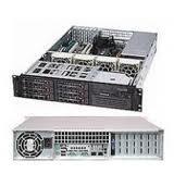 SUPERMICRO 3U RACK SC833T-650B - 2CPU E5606 SATA/S