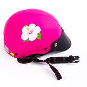 Mũ bảo hiểm Chita CT31 họa tiết hoa thời trang