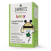 Siro ho long đờm ZarBees Mỹ cho bé từ 2 tháng tuổi